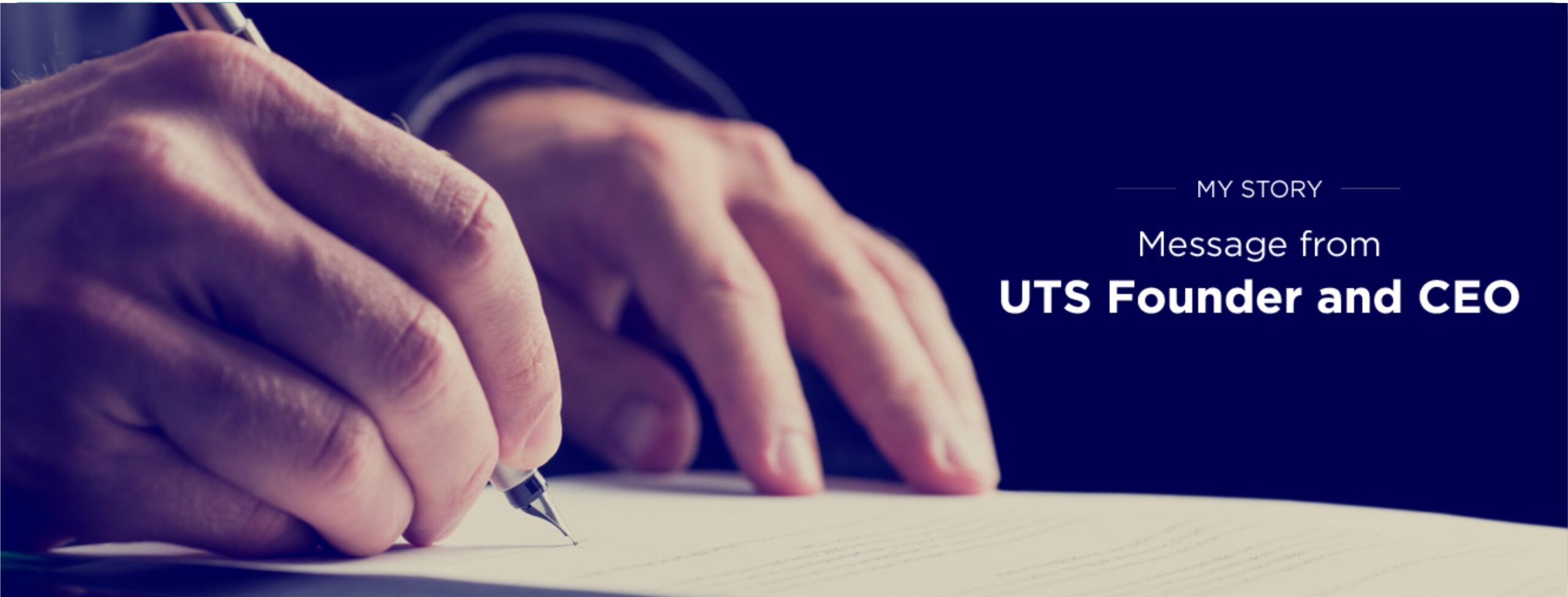 UTS Founder
